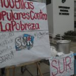 Olla popular en la Universidad de Moreno
