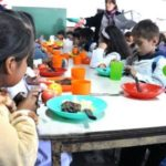Los alimentos y las marcas para los comedores escolares