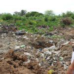 «La basura termina enfermando y corrompiendo la salud cuando la decisión es esconder»