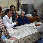 Festa pide 350 millones de pesos a Macri y Vidal para poder cerrar el año
