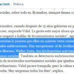 El Diario La Nación opera, Festa lo denuncia y pide un derecho a réplica
