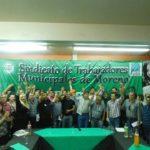 Marcha la normalización de la CGT Regional
