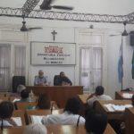 García es el nuevo presidente del Concejo Deliberante