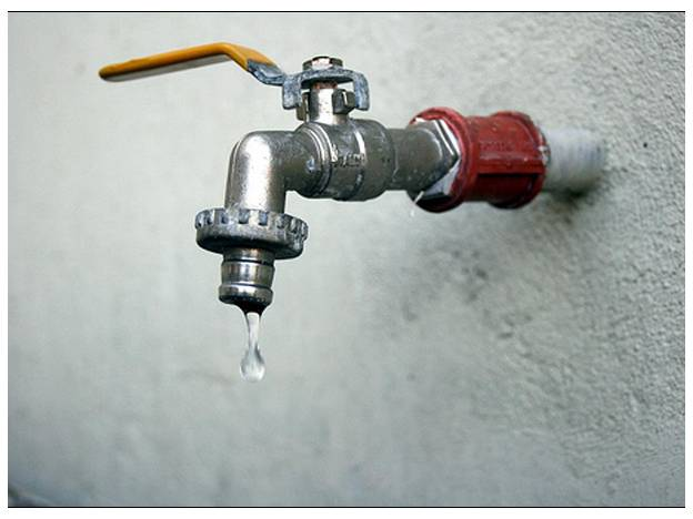 Baja presión / Falta de agua