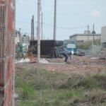 Cooperativas del Movimiento Evita reactivan las viviendas en barrio La Perla