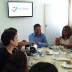 Festa responde sobre los refugios para mujeres víctima de violencia
