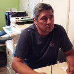 Jorge Galián se fue del Área de Infraestructura