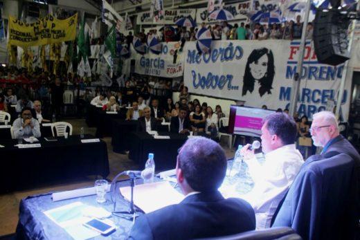 Festa anunció la creación del Hospital de Especialidades Pediátricas