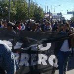 Marcha y movilización del Polo Obrero