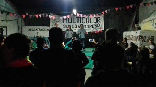 multicolor I