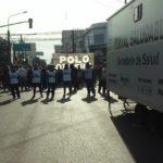 Marcha del Polo Obrero