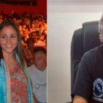 Walter Correa y Romina Uhrig candidatos nacionales
