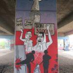"""""""Queremos apropiarnos de las paredes de los barrios de Moreno para hacerlas hablar"""""""