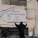 """""""Tenemos que escribir en todos lados el nombre de Santiago Maldonado"""""""