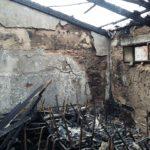 Incendiaron la Escuela 27
