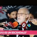 """""""El Estado tomó la decisión política de armar la represión para correr de escena la desaparición forzada de Santiago Maldonado"""""""
