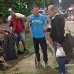 """Soy un trabajador municipal que llegó a ser intendente de Moreno, tengo esa raíz"""