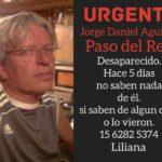 ¿Dónde está Jorge Daniel Aguilar?