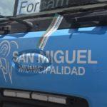Desde San Miguel arrojan basura en Moreno