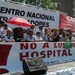 """""""La única respuesta del Estado es represión para los trabajadores"""""""