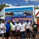 Bicicleteada en defensa de los glaciares