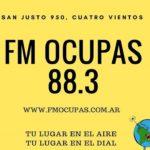El gobierno de Macri dice que FM Ocupas es ilegal