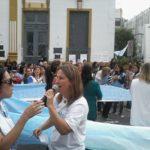 """""""Los edificios son de la provincia de Buenos Aires pero los pibes son de Moreno"""