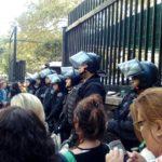 Con Policía Federal llegaron los despidos