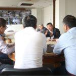 Funcionarios de Festa ya viajan a China