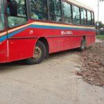 Sin acceso ni derecho a un transporte público digno