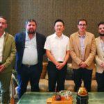 Moreno en el radar de empresarios chinos