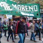 ATE, marcha popular y paro nacional