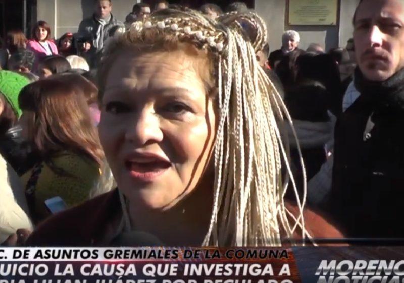 Lilian Juárez intentó suicidarse