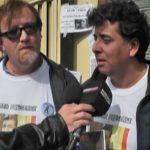 """""""Apuntamos a todos los responsables de las muertes de Sandra y Rubén"""""""