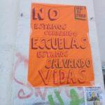 «Con bronca y unidos»