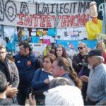 Palabras de la interventora del Consejo Escolar de Moreno