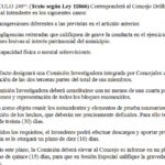 Comisión Investigadora: la ley Orgánica no habla de las empresas sino del intendente