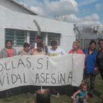 «La primera reacción fue abrir la olla popular en Lomas de Casasco»