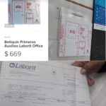 La Provincia adquiere un botiquín de cartón a 2000 pesos