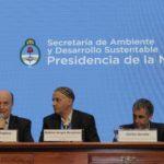 AySA recibió al Gabinete Nacional de Cambio Climático