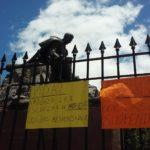«No negociamos la vida de nuestros hijos en escuelas inseguras»