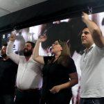 «Con Cristina Fernández a la cabeza»