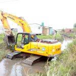 Tareas de mantenimiento… antes de las lluvias