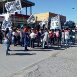 Juntos Barrios de Pie, Polo Obrero y estudiantes secundarios