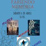 Tres elementos conjugados en la Memoria