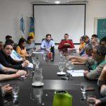 «La mesa paritaria no puede perder legitimidad»