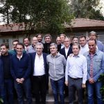 """FESTA: """"Le planteamos a Alberto Fernández y a Máximo Kirchner que una interna en los distritos donde gobernamos no sería conveniente"""""""