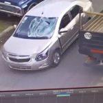 Fue aprehendido el hombre que atropelló con su auto a Cristian Prieto