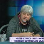 """""""No son parches ni reformas, la palabra es descolonización pedagógica"""""""