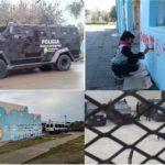Militarización y muro